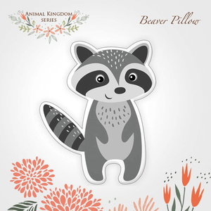 print-kain-Beaver-Pillow